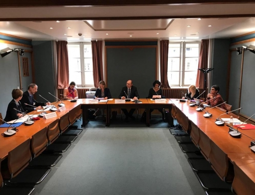 Audition sur les perturbateurs endocriniens à l'Assemblée Nationale