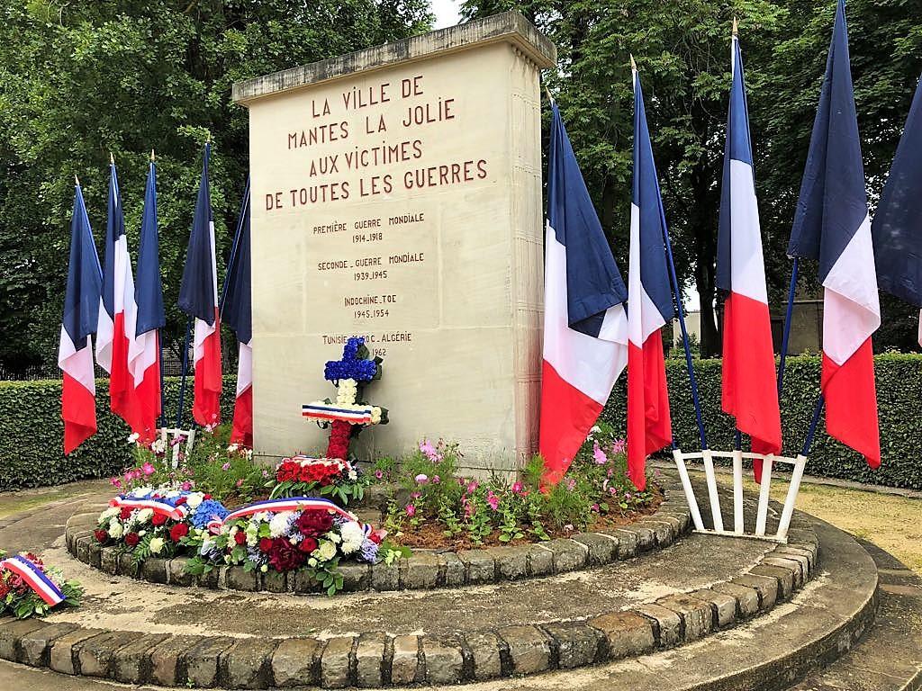 78ème anniversaire de l'appel du Général de Gaulle