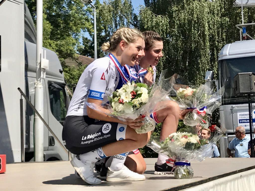 Championnats de France de Cyclisme 2018 à Mantes-la-Jolie