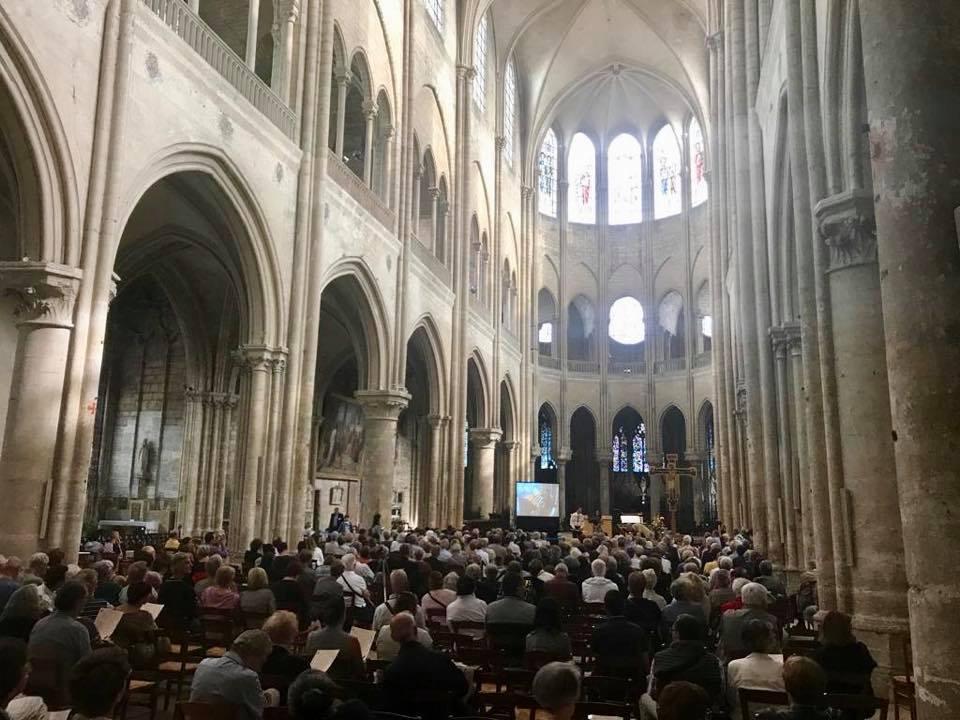 Journées du Patrimoine, la Collégiale Notre-Dame de Mantes-la-Jolie