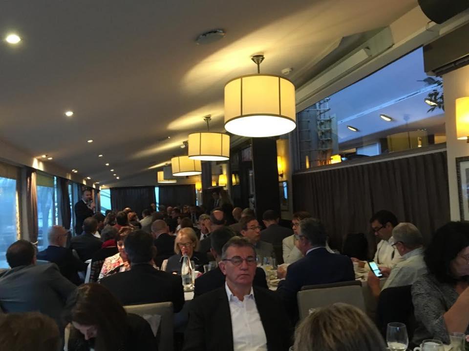 Réunion à Paris avec la FNSEA pour le Projet de Loi de Finances 2019