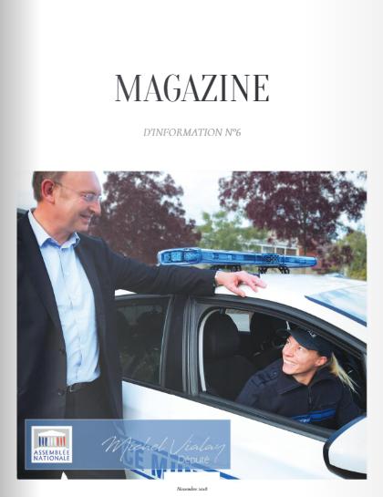 Magazine N°6  sur la sécurité