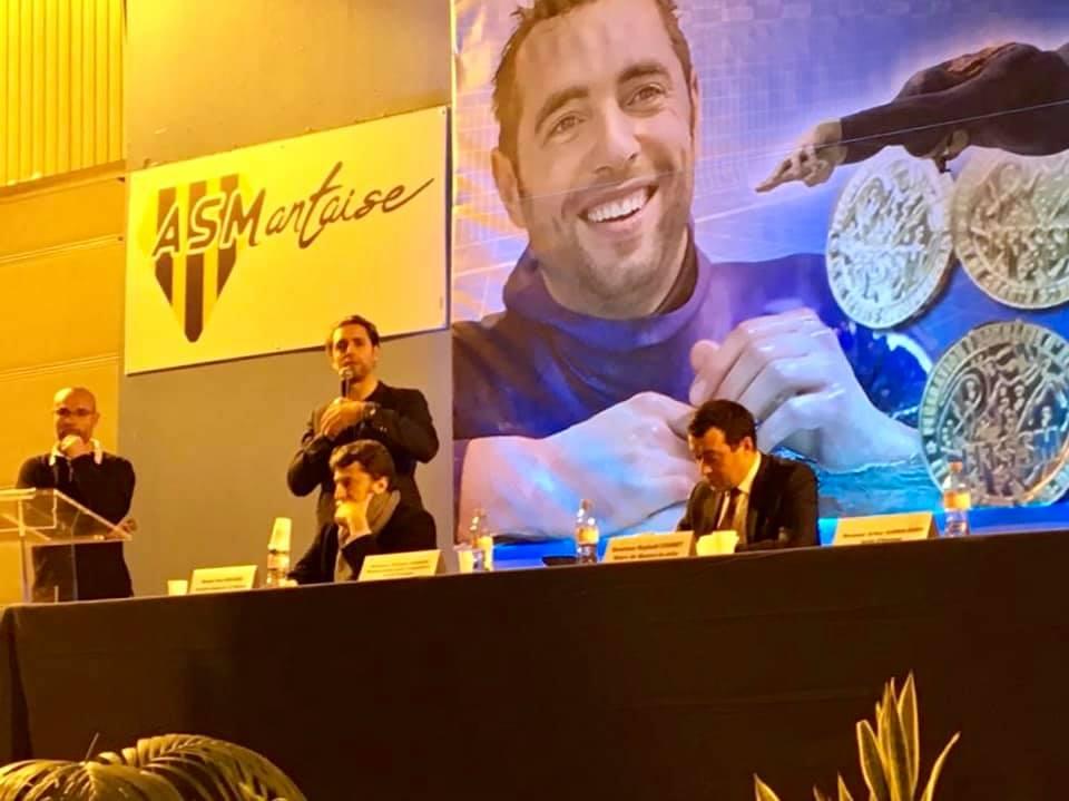 Mantes-la-Jolie – 67ème assemblée générale de l'Association Sportive Mantaise