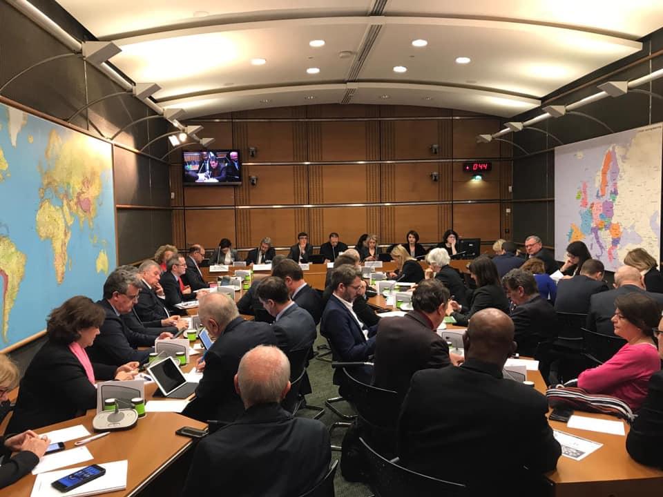 Commission du Développement Durable et de l'Aménagement du Territoire