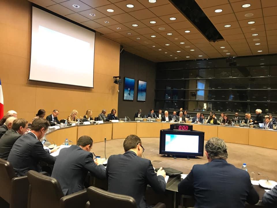 Commissions «Développement Durable et Aménagement du Territoire» et «Affaires économiques»