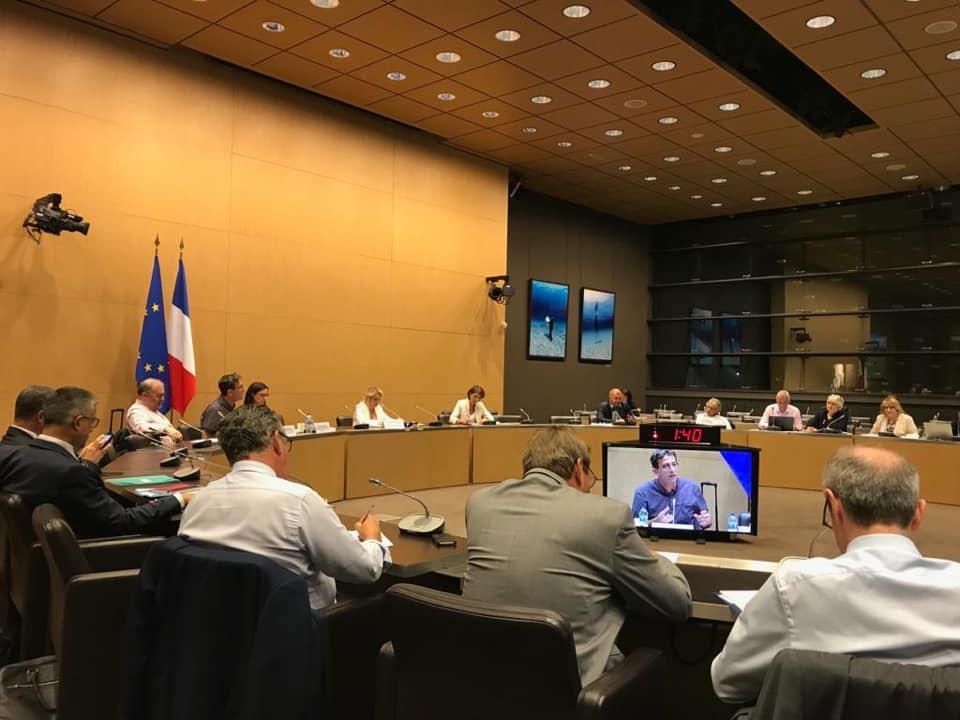Commission Développement Durable et Aménagement du Territoire