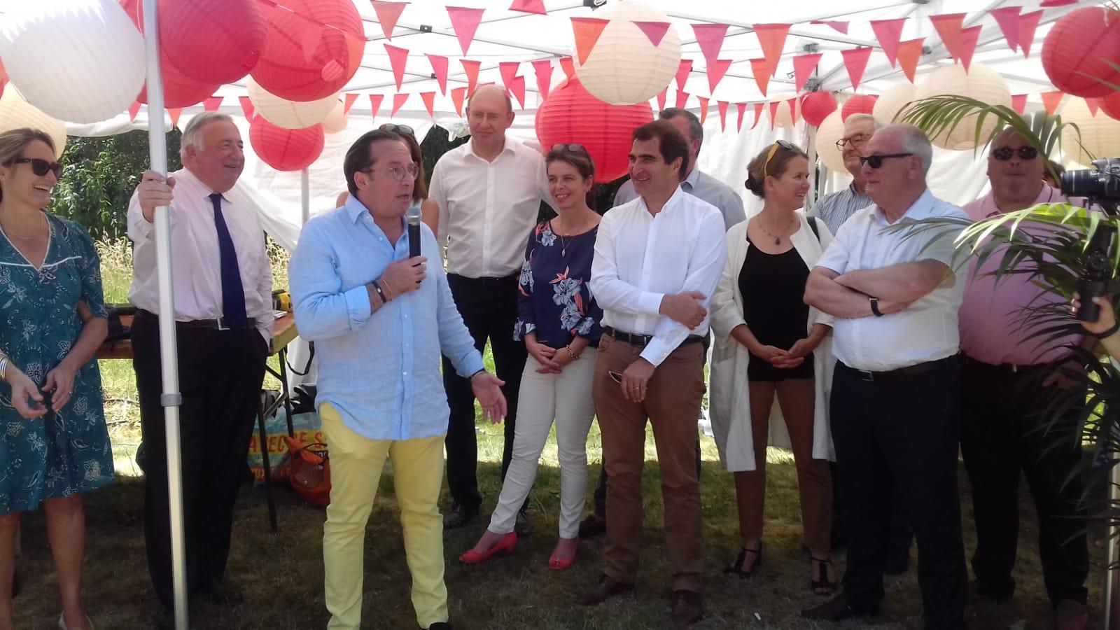 Grande fête départementale de la fédération « Les Républicains » des Yvelines