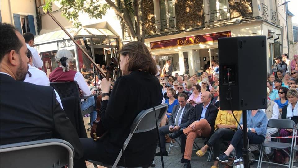 Journées Européennes du Patrimoine à Mantes-la-Jolie et à Oinville-sur-Montcient