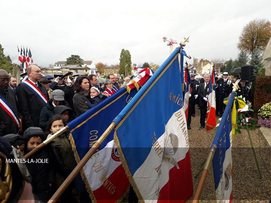 Manifestations patriotiques du 11 novembre 2019