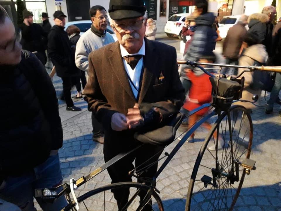 150ème anniversaire du Paris – Rouen cycliste