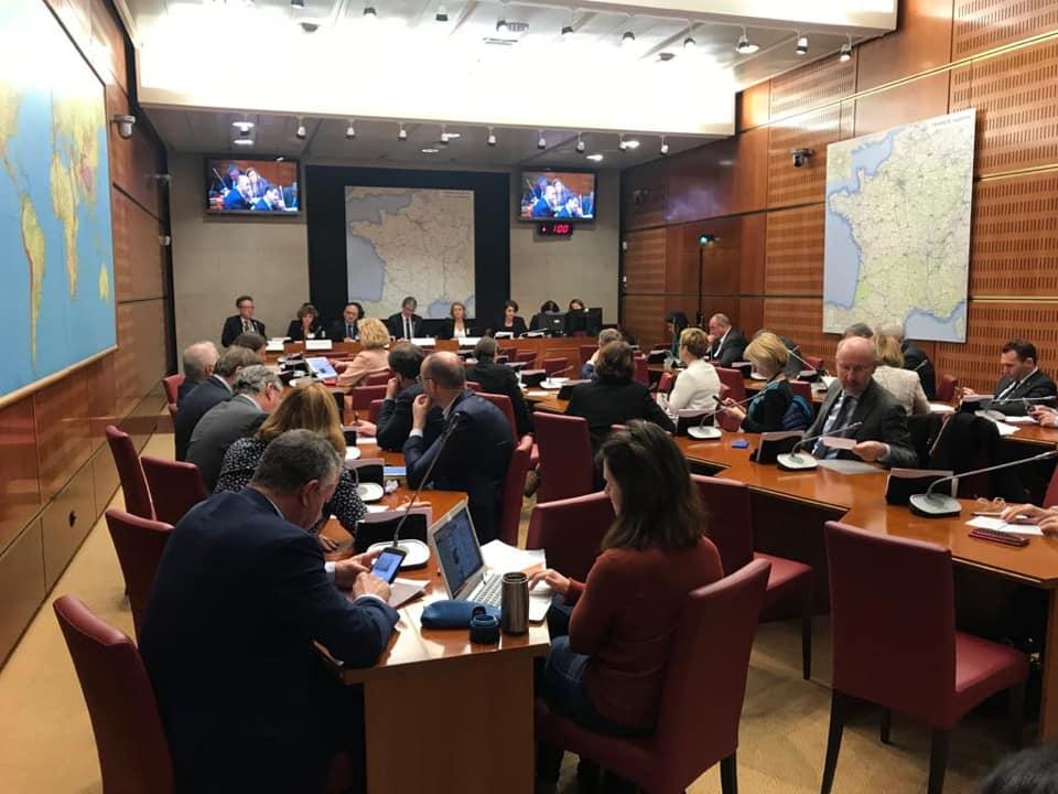 La Commission Développement Durable et Aménagement du Territoire