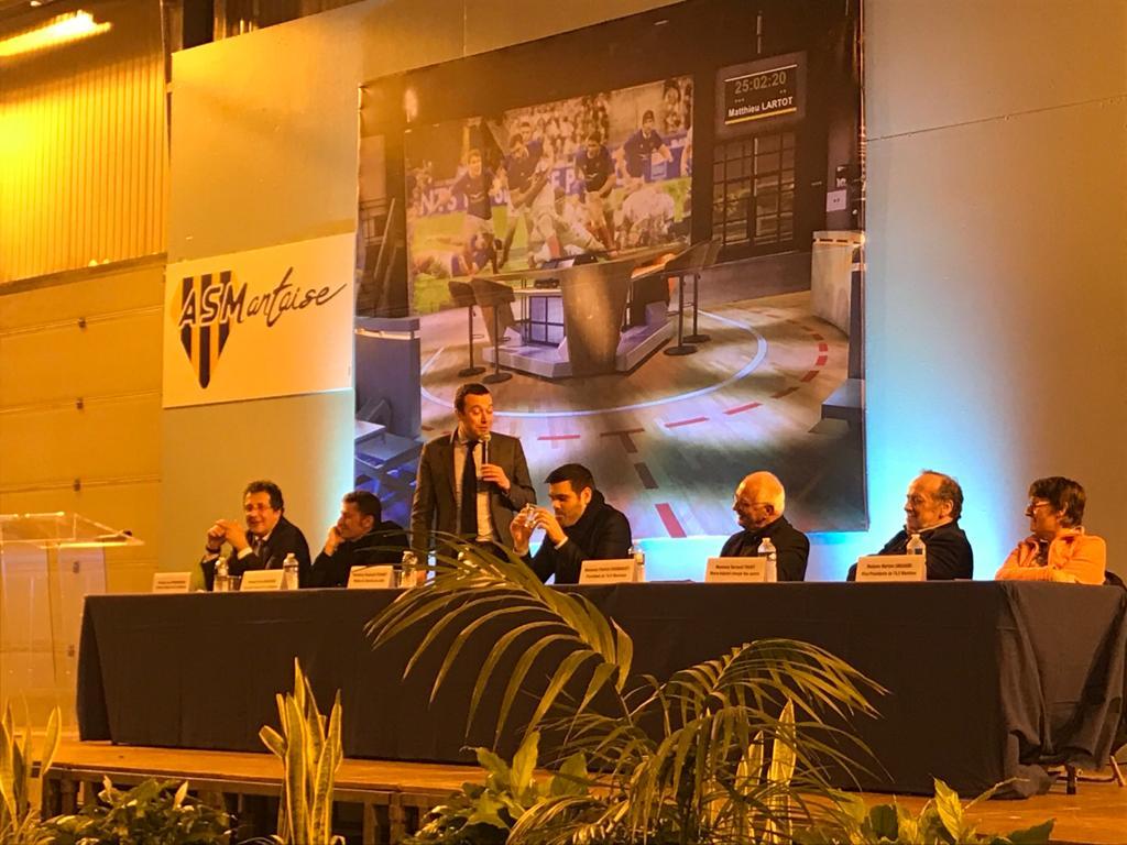 68ème Assemblée Générale de l'ASM