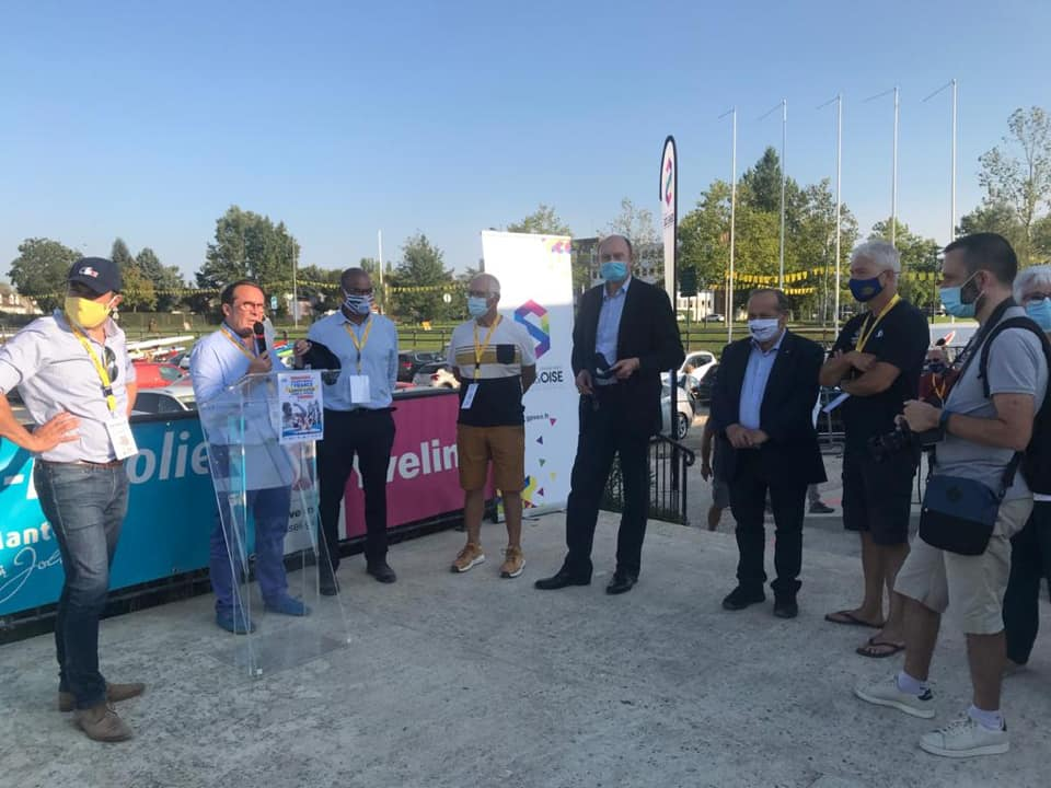 Championnats de France de Canoë-Kayak à Mantes-la-Jolie