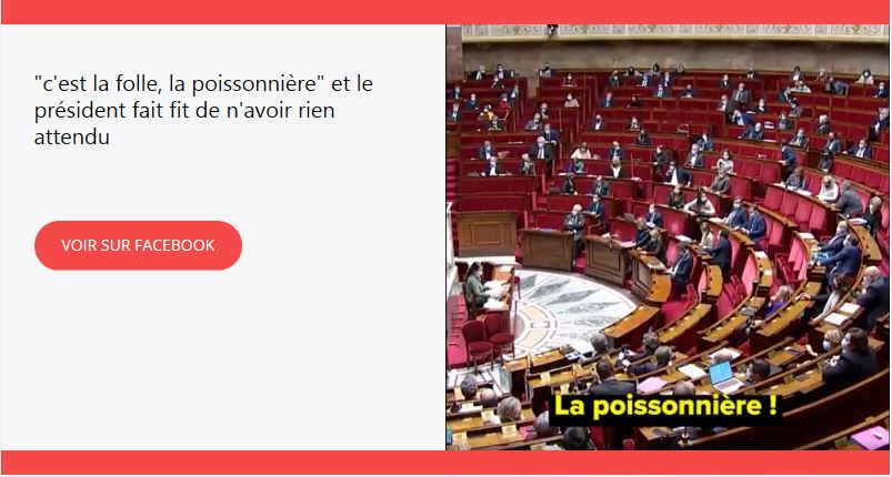 Mathilde Panot insultée par un député LREM