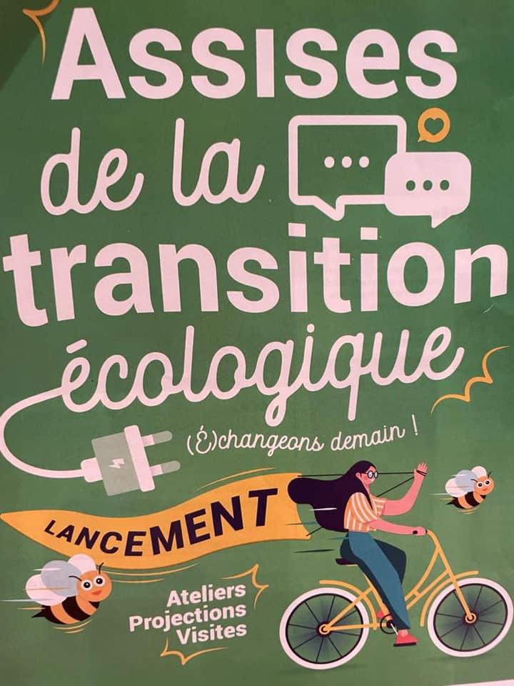 Lancement des Assises de la transition écologique à Mantes-la-Jolie