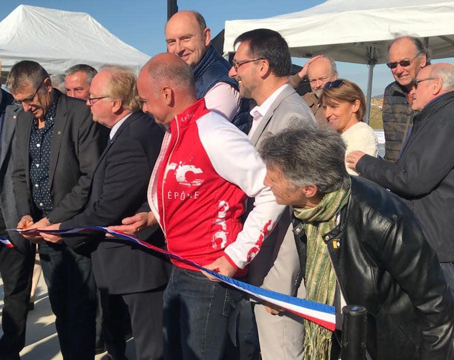 Le 1er stadium Vélo Trial d'Île-de-France à Epône