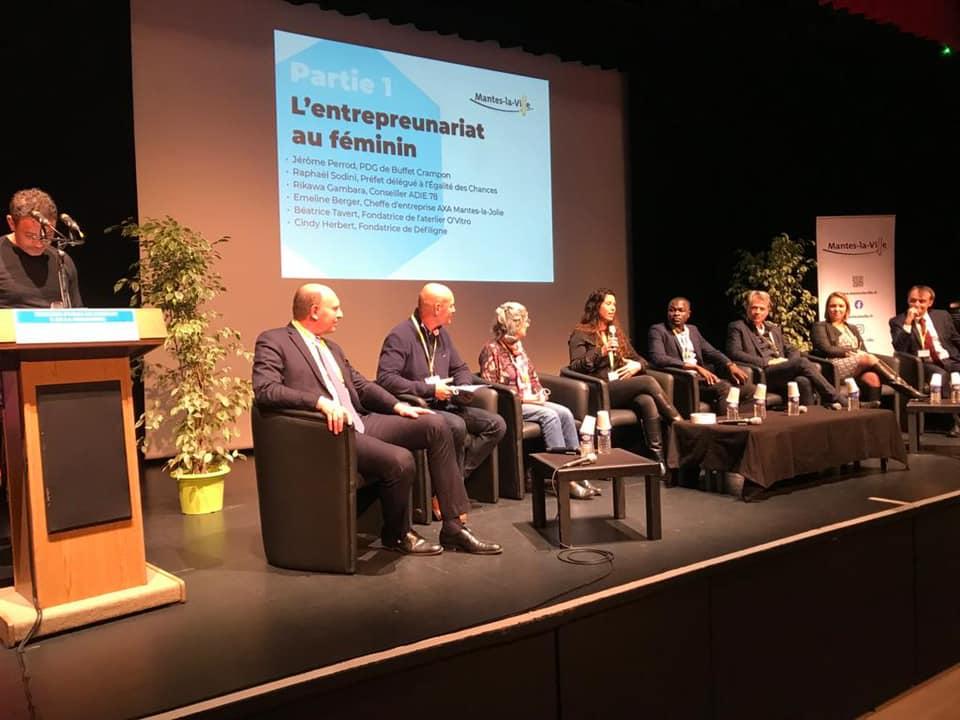 2ème édition  Forum Emploi / Formation à Mantes-la-Ville